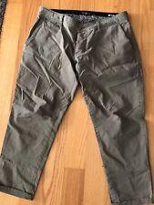Gutteridge 50 Pants Jeans Slim Straight Skinny Slacks Light Grey