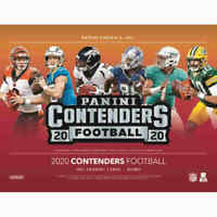 2020 Panini Contenders FOOTBALL Hobby Box FACTORY SEALED BOX NFL