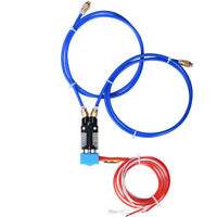 2 In 1 Out Hotend Extruder Dual Color 1.75MM 12/24V 40W Upgrade For CR-10/Ender3