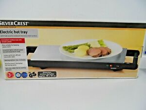 Silver Crest Electric Hot Tray Plate  H15