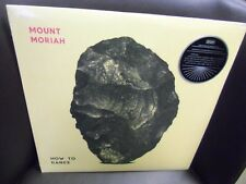 Mount Moriah How To Dance LP NEW Coke Clear Colored vinyl + digital download