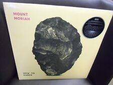 Mount Moriah How To Dance LP NEW Coke Clear Colored vinyl + digital download