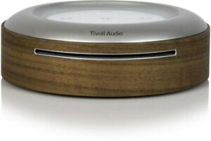 "WiFi CD-Player ""Tivoli Audio Model-CD 205549 (Walnuss/Beige-Optik)"