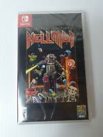 Hellmut The Badass From Hell Nintendo Switch BRAND NEW  SEALED