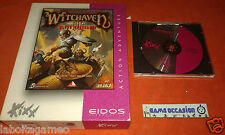 WITCHAVEN BLOOD VENGEANCE BIG BOX COMPLET PC CD-ROM