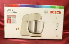 Bosch Küchenmaschine Styline Mum56740 2021