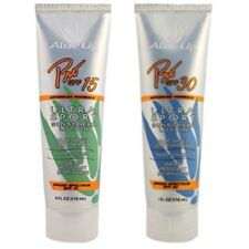 Aloe Up Pro Sport Biodegradable Sunscreen Water Resistant SPF 15 & SPF 30