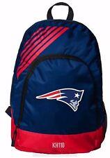 New England Patriots 2016 Stripe Primetime Backpack