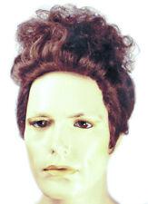 Cosmo Kramer Mens Wig Seinfeld Brown Curly Michael Richards Costume Hair