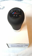 BMW 3 Series E46 M Gear Shift Knob Stick 5 Speed. Leather - 25117896031.Genuine