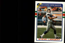 1989 Topps Football Base Singles (Pick Your Cards)