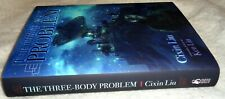 Subterranean Press SIGNED Limited Edition The Three-Body Problem Cixin Liu NEW