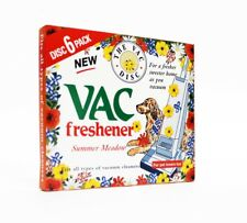 Vac Vacuum Cleaner Freshener Summer Meadow Hoover Disc For Pet Lovers Pack of 6