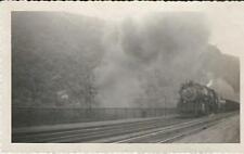 B+O Harpers Ferry W. VA August 1950- Train Snapshots