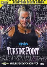 TNA TURNING POINT /*/ DVD SPORT NEUF/CELLO