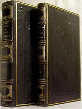 FEVAL Paul Le FILS du DIABLE 24 gravures BEL EXEMPLAIRE relié vers 1860
