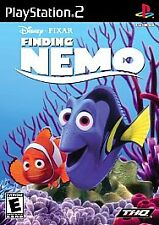 Finding Nemo (Sony PlayStation 2, 2003) - European Version