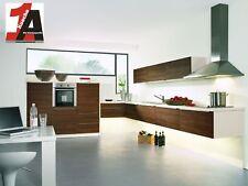 Edition Fly DESIGN Musterküche Nougat Küche Einbauküche Abverkaufsküch