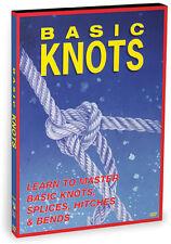 Basic Knots Bennett Marine Instructional Video (DVD)