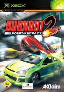 Burnout 2 - Point Of Impact (Microsoft Xbox, 2003)