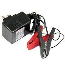 12 voltios Sellada Plomo Cargador de batería