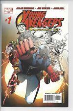 Young Avengers 1 (9.6) NM- 1st YA - Unread - Perfect Copy - Director's cut