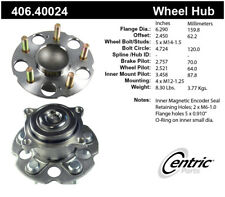 Rear Wheel Hub Assembly For 2005-2017 Honda Odyssey 2007 2008 2006 2009 Centric