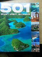 501 Must-Visit Islands by Polly Manguel