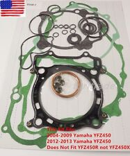 Complete Gasket Kit Top & Bottom End Set for YAMAHA YFZ450 YFZ 450 2004-2009