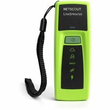 """New"" NETSCOUT (Fluke) LinkSprinter 300 Network Tester - LSPRNTR-300"