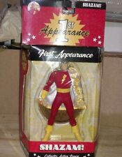 SHAZAM! FIRST APPEARANCE Captain Marvel Action Figure Billy Batson NEW UNOPENED