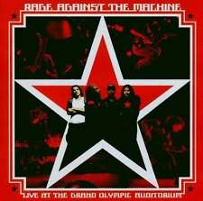 Rage Against The Machine - Live At The Grand Olympic Auditorium CD EPIC