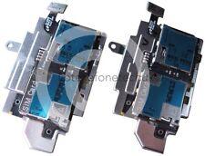 Original Samsung Galaxy S3 i9300 SIM SD Card Reader Slot Flex Card Reader UK