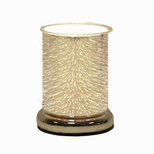 Aromatize 3D Electric Cylinder Wax Melt Burner 16cm - 3D Burst *Touch On/Off*
