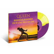 """QUEEN Bohemian Rhapsody I'M In Love With My Car 45 GIRI 7""""COLORATO NUOVO RSD2019"""