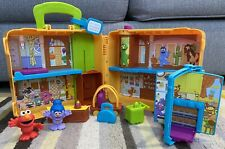 CBeebies The Furchester Hotel Sesame Street Suitcase Playset Complete With Elmo
