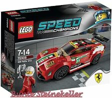 LEGO® Speed Champions: 75908 458 Italia GT2 ! NEU & OVP & 0.-€ Versand !