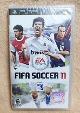 NEW FACTORY SEALED PSP VIDEO GAME: FIFA SOCCER 11 EA SPORTS 2010 OFFICIAL LIC