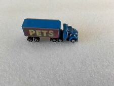 MICRO MACHINES  Ultra Movers micromachines galoob lenticulaire Semi Truck