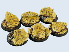 Micro Art Studio BNIB-Templo bases, wround 40 Mm (2)