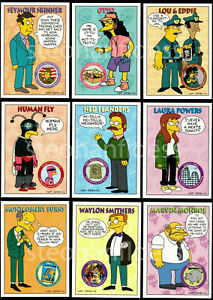 1994 Skybox The Simpsons Series 2 You Pick the Card, Finish Your Set