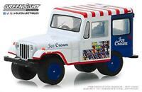 1: 64 1975 Jeep Dj-5 Ice Cream Truck - 30005
