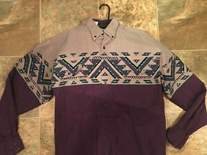RODEO/PARADE/SHOW WESTERN CRYSTAL 2XL TALL MEN SHIRT. Guaranteed to stand out