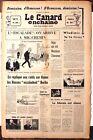 Le CANARD ENCHAINE numero 2320 du 7 avril 1965