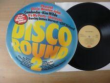 Various – Disco Round 2   GER 1982  LP  Vinyl  vg
