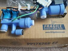 OEM GE Refrigerator VALVE DOUBLE IW ASSEMBLY WR57X20873