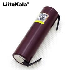 Liitokala new HG2 3000mAh battery HG2 3.6V discharge 20A DIY + Nickel