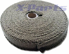 5cm x 7.5M Volcano Exhaust Manifold Heat Wrap Race//Rally Car /& 10 Cable Ties
