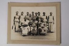 Altes Foto 21 x 16cm Frauen klassisches Porträt Togo Afrika Women Africa Afrozip