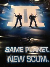 MEN IN BLACK 2 RARE!! 4ft x 7ft Vinyl Banner Poster